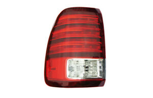 Replacement Driver And Passenger Side Tail Light For 06 07 Lexus Lx470