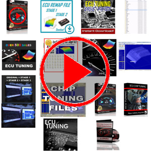 Ecu Chip Tuning Files 100 000 Remap Database Software Mpps Galletto Kwp2000