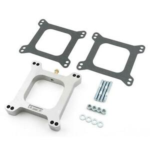 Mr Gasket 4945 Carburetor Spacer Kit 1 Inch Open Center