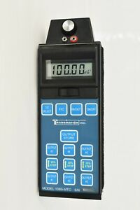 Transmation 1065 mtc Precision Digital Thermometer Temperature Calibrator