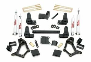 Rough Country 4 0 5 0 Suspension Lift Kit For Toyota Pickup 4wd 734 20