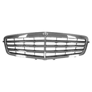 Mb1200155 New Grille Fits 2010 2013 Mercedes E350
