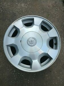 16 Cadillac Deville Factory Alloy Wheels 4 p 9594255 H 4559 Used W caps