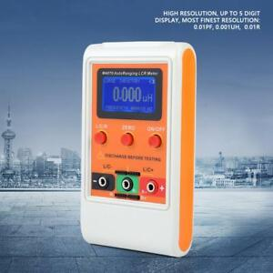 M4070 Lcr In Circuit Meter Auto Inductance Capacitance Resistance Tester Hho