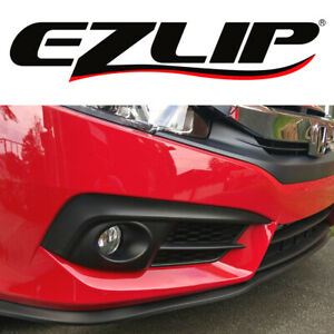 The Original Ez Lip Universal Bumper Body Kit Chin Splitter Spoiler Easy Ezlip