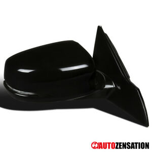 Fits 2013 2017 Honda Accord Power Heated 7 Pin Right Side Mirror W Led Signal