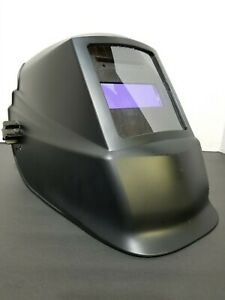 Lincoln Electric 4 In X 5 In Solar powered Welding Helmet With No 11 Lens New