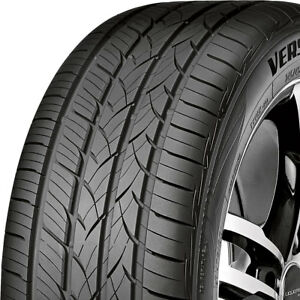 2 New 235 45 17 Toyo Versado Noir All Season Touring 620aa Tires 2354517
