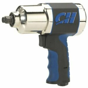 Campbell Hausfeld Air Impact Wrench 1 2 Inch With Comfort Grip