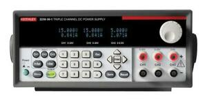 Keithley 2230 30 1 Triple output Programmable Dc Power Supply Calibrated New
