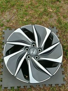 17 2019 Honda Insight Civic Factory Alloy Wheels 4 Takeoffs 0nly 1 Week Old