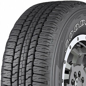 2 New 235 75 15 Goodyear Wrangler Fortitude Ht Highway Terrain Tires 235 75 15