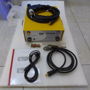 Sct 2500 Capacitor Discharge Stud Welder Welding Machine With 6 Collets 220v