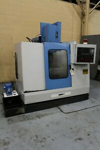 Supermax Model Rebel 1 Cnc Vertical Machining Center Yoder 65014