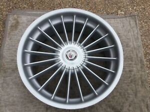 Bmw Alpina B7 Oem Genuine Original Equipment 19 Single One Rear Wheel