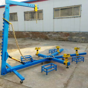 Economic Small Car Body Frame Machine Use For Car Repairing Auto Frame Machine