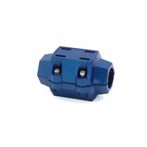 Blue Metal Casing Double Magnetic Gas Fuel Power Saver For Auto Car