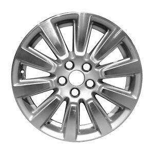69583 Reconditioned Wheel Aluminum Fits 2011 2018 Toyota Sienna