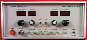 Colby Instruments Pg5000a Pulse Generator