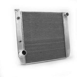 Griffin 1 26182 t Universal Fit Radiator 22 X 19 2 row Ford W trans Cooler