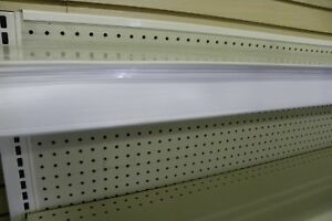 Universal Shelving Label Strip Price Holder 48 Lozier Madix Accessory