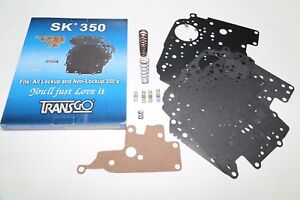 Transgo Sk 350 Shift Kit Th350 Automatic Transmission Th 350 350c Th250 Thm350