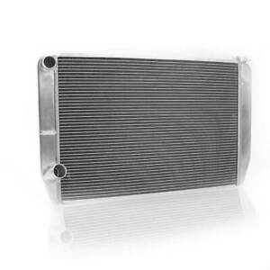 Griffin 1 59272 x Universal Fit Radiator 31 X 19 2 row Dual Pass Driver