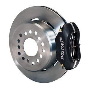 Wilwood Rear Disc Brake Kit Big Ford 9 Inch New 2 1 2 Offset