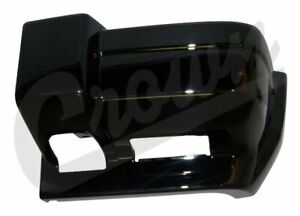 Driver Front Bumper End Cap For Jeep 1997 To 2001 Xj Cherokee Gloss C 5dy01dx8ab