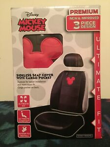 Disney Mickey Mouse Premium Seat Cover