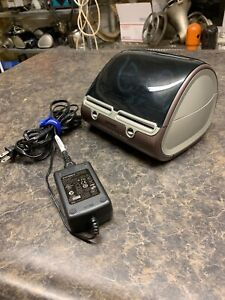 Dymo Labelwriter Twin Turbo Model 93085 With A c Adapter