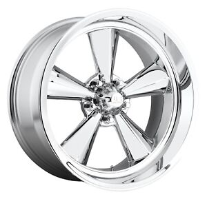 Cpp Us Mags U104 Standard Wheels 15x8 Fits Dodge Charger Coronet Dart