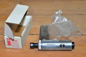 Chicago Pneumatic 1 4 Air Die Grinder Sp 9108 Nos Machinists Auto Body Tool