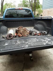 Milwaukee And Rigid Plumbing Tools Used Bundle
