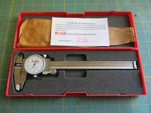 Machinist Tools Dial Calipers Spi 001