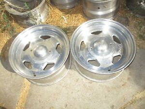 17x8 Centerline 6 lug Truck Wheels rims 6x5 5 Chevy Silverado