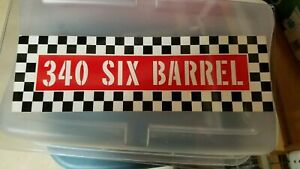 Aar Nos 70 340 Six Barrel Air Cleaner Decal 3577400 Check Pictures