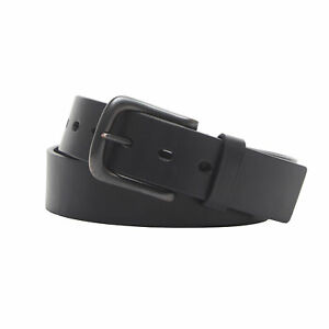 Mens Heavy Duty Tactical Concealed Carry Ccw Leather Belt Regular And Big