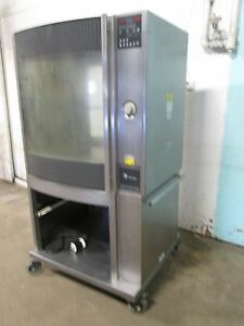 fri jado Stg 7 p Commercial H d 3 Ph Electric Chicken rib Rotisserie Oven