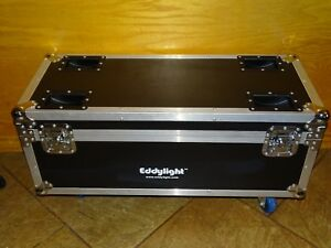 Shipping Storage Container Protective Flight Case Box On Wheels Gl 575 flight 10