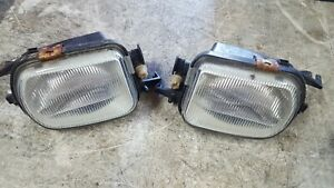 2004 Mercedes C240 Fog Lights Pair Oem 2000 2004 Free Shipping