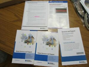New National Instruments 779461k 02 779461k 01 779461e 01 Daqmx Software extras