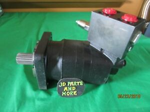 New Eaton Low Speed High Torque Geroler Disc Hyd Motor W valve 112 1504 006