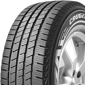 2 New 235 70 16 Kumho Crugen Ht51 All Season High Performance Tires 235 70 16