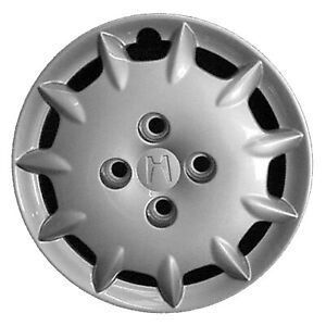 55054 Factory Reconditioned 15in Wheel Cover Fits 2001 2002 Honda Accord