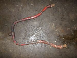 International Farmall Wd6 Tractor Wide Front End Wishbone