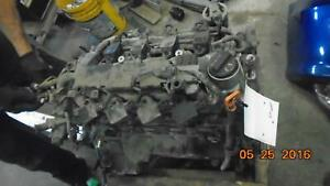 2004 2005 Honda Civic Engine Gas 1 3l Vin 9 6th Mx Hybrid Sohc 04 05 H16d016