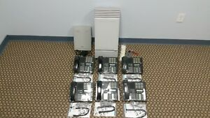 Nortel Mics Office Phone System Package 6 M7310 8 Lines Voicemail