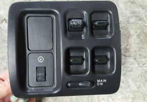 2000 Honda Crv Power Window Control Switches Oem 1997 2001 Free Shipping