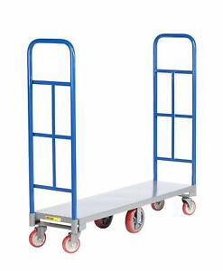 Little Giant Model He 1660 Moving Cart 60 x 16 Pick Up Only In Chicago Area